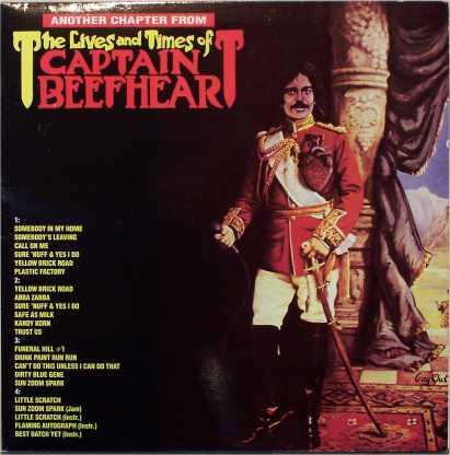 Captain Beefheart Bootlegs