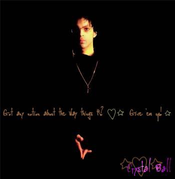 Prince Crystal Ball 95