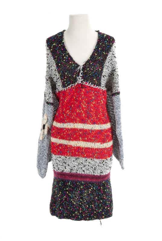 Diva Zappa Knitted Dress : Diva zappa