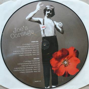 United Mutations Frank Zappa S Joe S Corsage On Vinyl