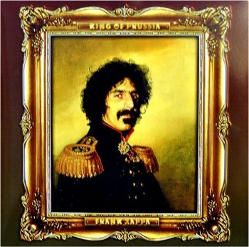 United Mutations Frank Zappa King Of Prussia Bootleg Box