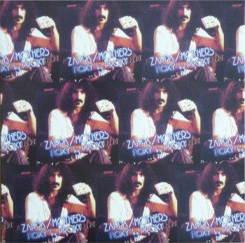 United Mutations Zappa Mothers Roxy By Proxy