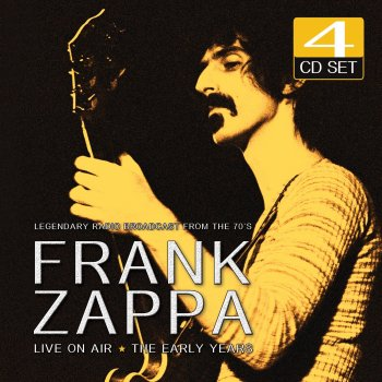 united mutations frank zappa live on air. Black Bedroom Furniture Sets. Home Design Ideas