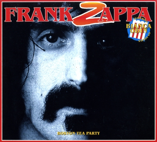 Frank Zappa - Moustache Over Madison