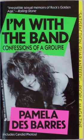 i m with the band book