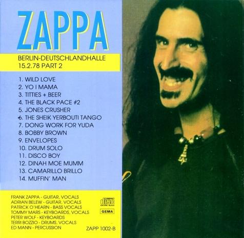 Frank Zappa  Wikipédia